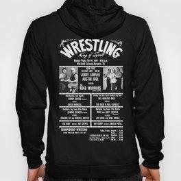 #11-B Memphis Wrestling Window Card Hoody
