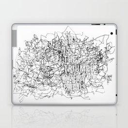 Triumph Over Chaos. Laptop & iPad Skin