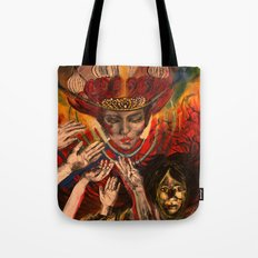 Russian Royalty Tote Bag