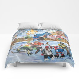 Diane L - Original six Comforters