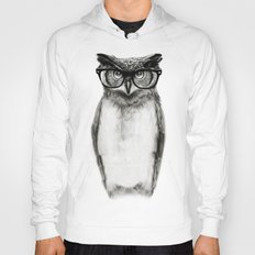 Mr. Owl Hoody