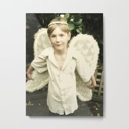 The Angel Gabriel Metal Print