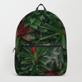 A Wall of Plants Backpack