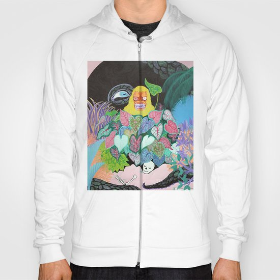 She's coming! Hoody