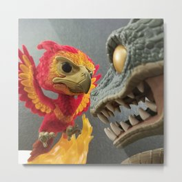 You were brilliant, Fawkes Metal Print