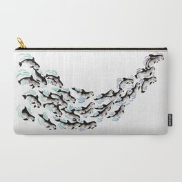 Vaquitas Carry-All Pouch