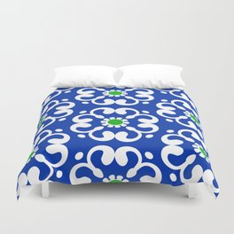 smart flowers 2 Duvet Cover
