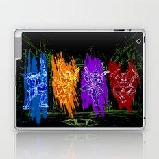 TMNT Rock Laptop & iPad Skin