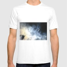 Eclipse 1999 Mens Fitted Tee MEDIUM White