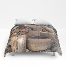 The Camp Fire Comforters
