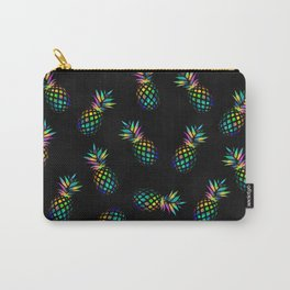 Iridescent pineapples Carry-All Pouch