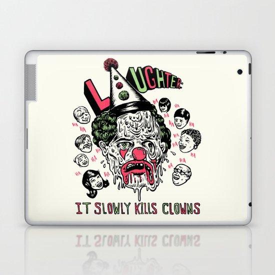 Laughter.. Laptop & iPad Skin