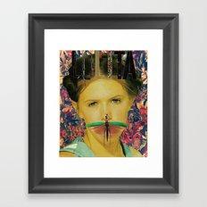 Hey, Lolita, Hey! Framed Art Print