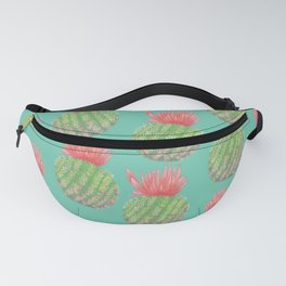 Cactus Bloom Surface Pattern Fanny Pack