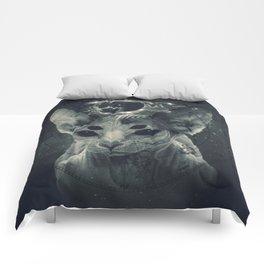 CosmicSphynx Comforters
