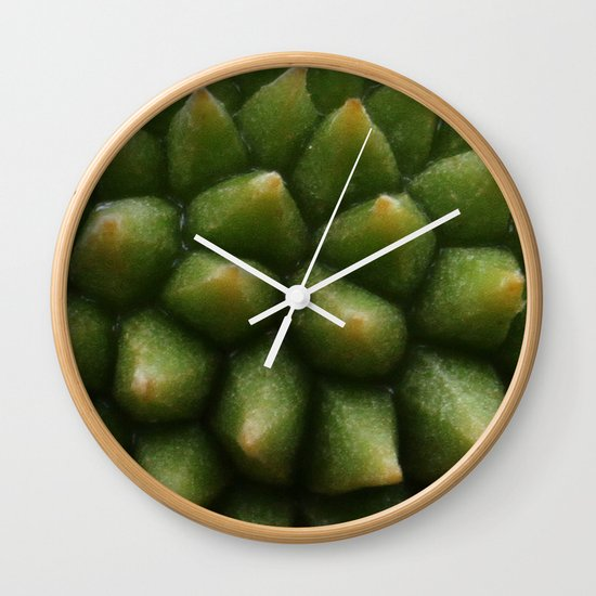 BABY DURIAN  Wall Clock