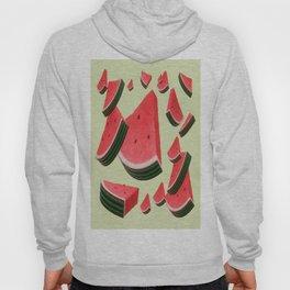 Retro Watermelon Hoody