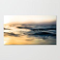 Costa Mesa, Sunset Canvas Print