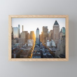 Beautiful NYC Framed Mini Art Print