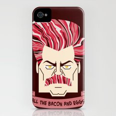 All Your Bacon & Eggs iPhone (4, 4s) Slim Case