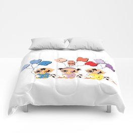 horror babies Comforters