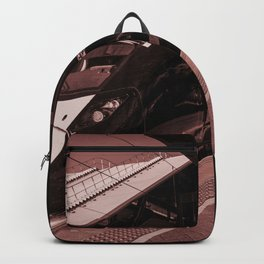 IET in Red  Backpack