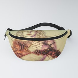 The Lonely Mermaid Fanny Pack
