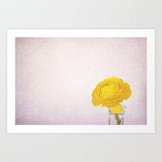 Bright Beginning Art Print