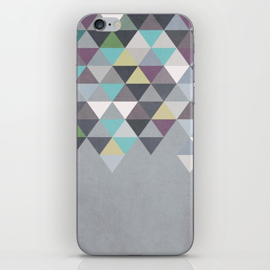 Nordic Combination 7 iPhone & iPod Skin