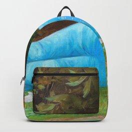 Lie - Hans Zatzka Backpack