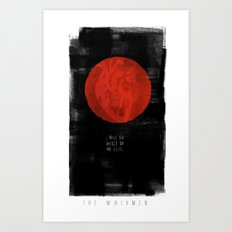 The Walkmen Art Print