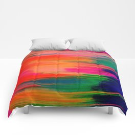 Advanced Color Comforters