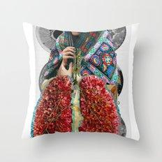 Observer Throw Pillow