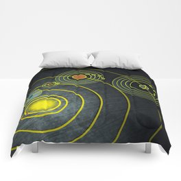 GOLDEN RECORD Comforters
