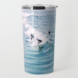 Catch A Wave Travel Mug