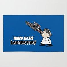 Horrible's Laboratory Rug