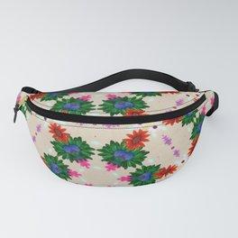 Flower Express Fanny Pack