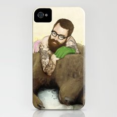 The Hug iPhone (4, 4s) Slim Case