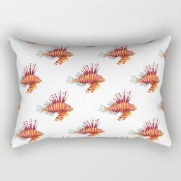 Firefish - lion fish Rectangular Pillow