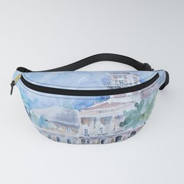 City hall in Sombor Fanny Pack