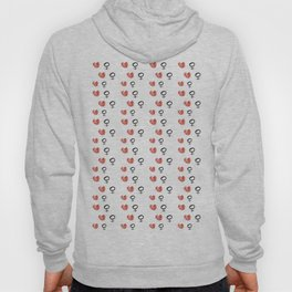 symbol of woman with a heart 5 Hoody