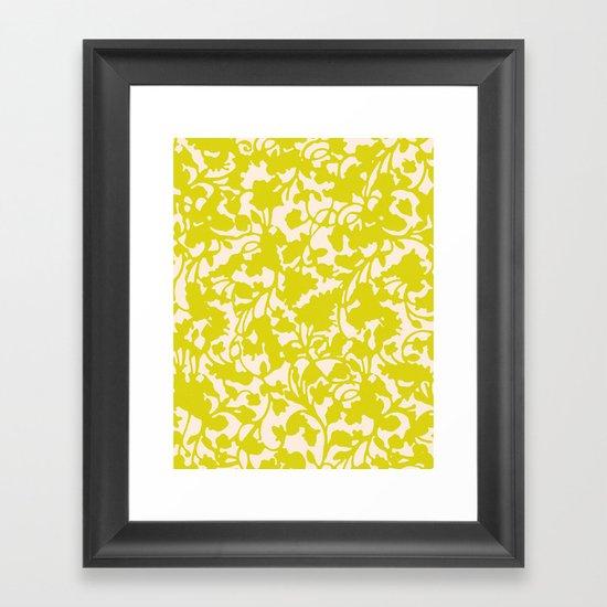 earth 9 Framed Art Print