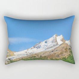 Snowy Mountains, Parque Nacional Los Glaciares, Patagonia - Argentina Rectangular Pillow