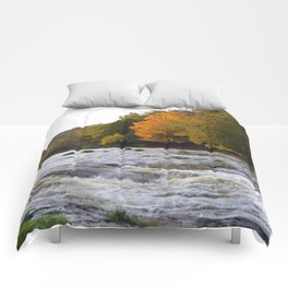 Falls  Comforters