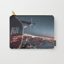 helicopter in london Carry-All Pouch