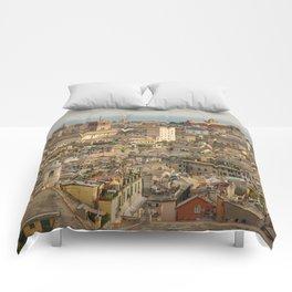 Cities 1 Comforters