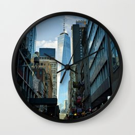 Downtown Giant Wall Clock