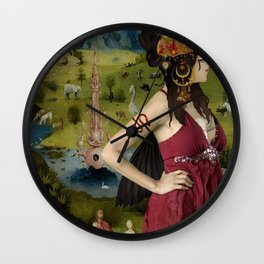 Lilith Wall Clock