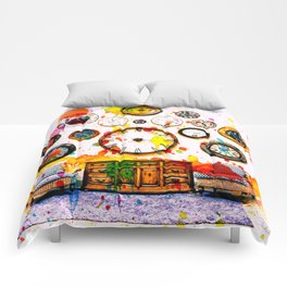 Time For Art Comforters