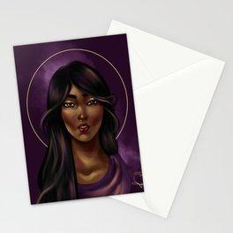 The Wraith-Inej Ghafa Stationery Cards